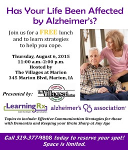 The Villages at Marion Lunch and Learn